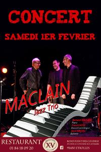 Concert Maclain